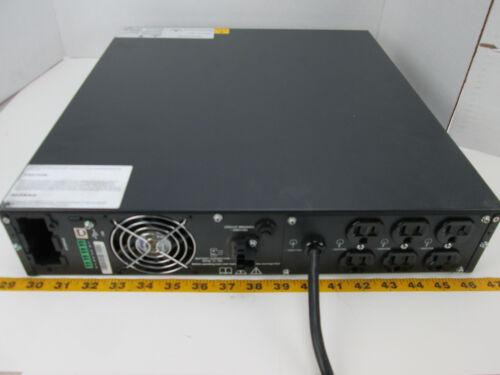Emerson Network Power UPS Model GXT3-700RT120 Power Factor .09 SKU E GS