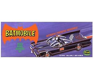 Batman batmobile inc résine batman et robin 1:32 scale model kit polar lights