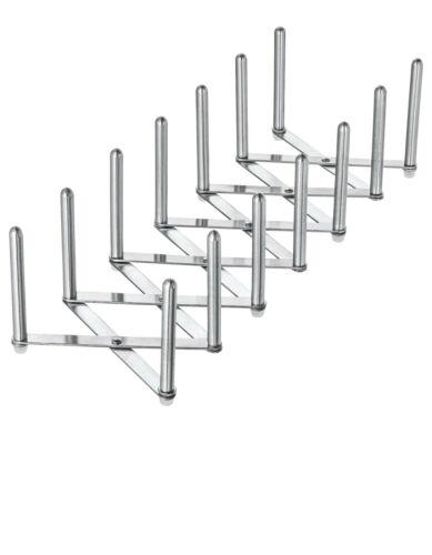 5 Ikea Deckelhalter Edelstahl Tellerständer Brettchenhalter Topfdeckelhalter Set