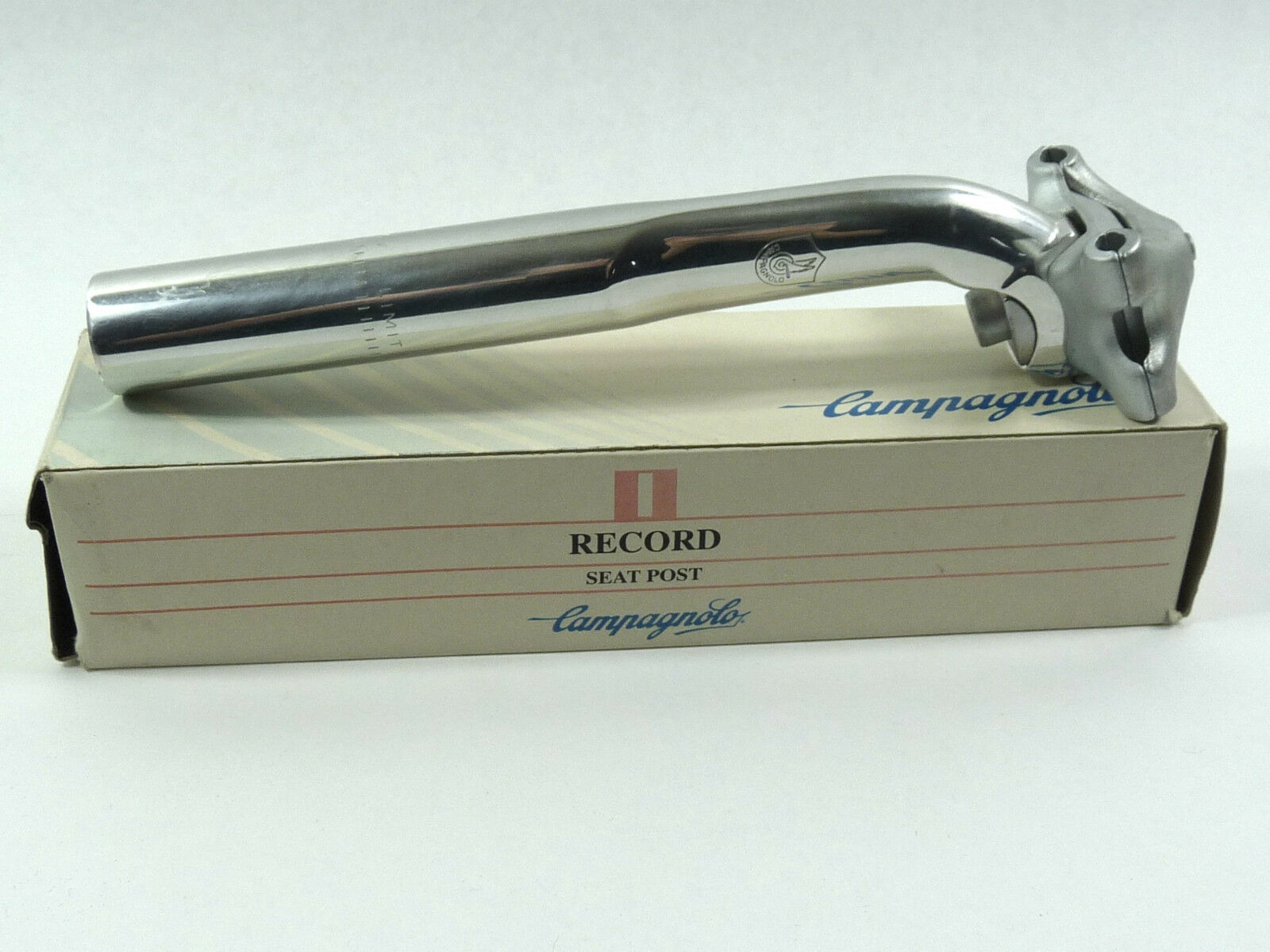 Campagnolo C Record seatpost 26.2 Vintage  road racing bicycle Fits Cinelli NOS  high discount