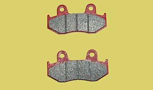 Honda SCV110 Lead front brake pads (08-09) FA92/323 style