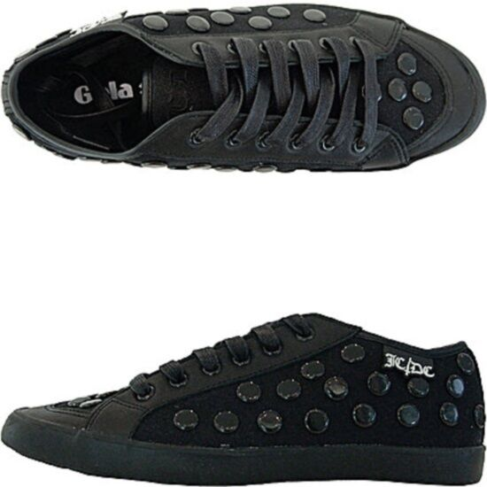 JC de Castelbajac sneakers lady lezard