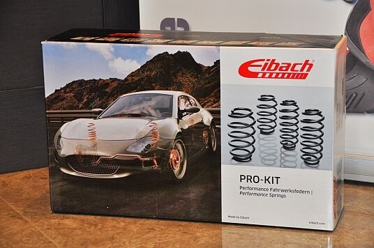 Eibach Pro-kit Springs for Seat CORDOBA E8117-140 Lowering Kit