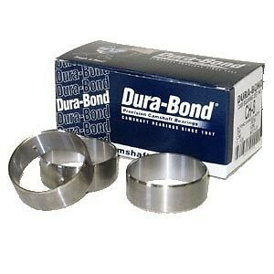 Dura-Bond P3 Cam Camshaft Bearings Pontiac 370 389 421