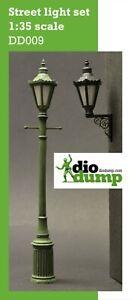 DioDump-DD009-Street-light-set-1-35-scale-diorama-model-kit