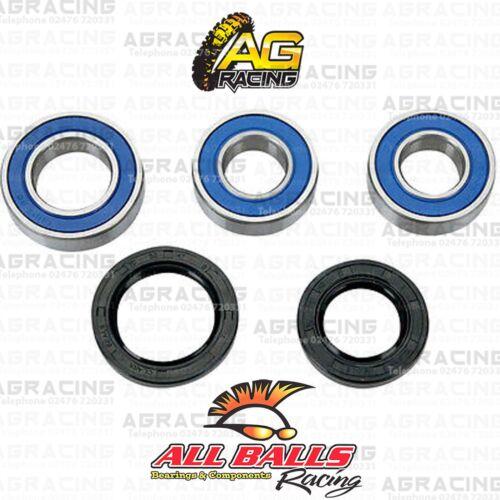 All Balls Rear Wheel Bearings /& Seals Kit For Gas Gas EC 125 2004 Enduro