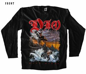 Image is loading DIO-Ronnie-James-Dio-Holy-Diver-heavy-metal-