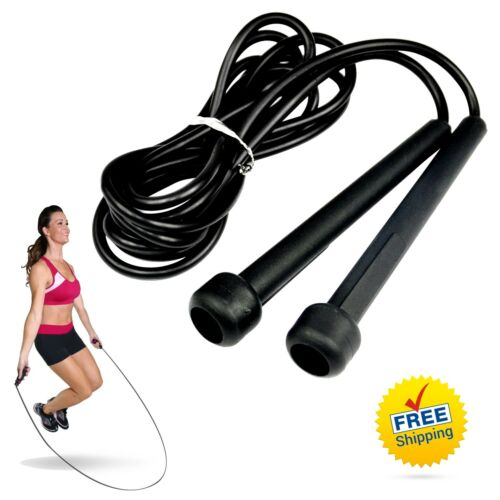 Best Nylon Skipping Speed Rope  Boxing Gym Jumping Exercise Workout