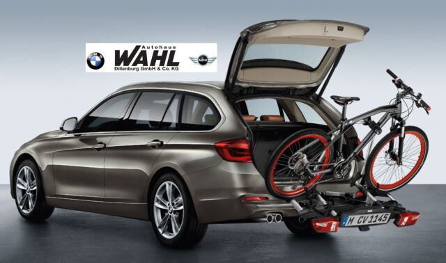BMW Fahrradheckträger Pro 2.0 NEU 82722287886