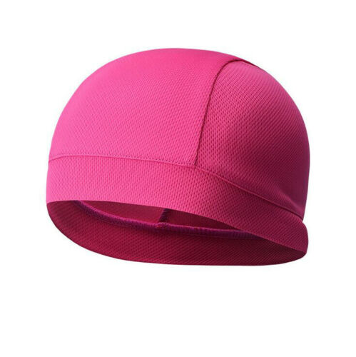Men Women Skull Cap Quick Dry Sports Sweat Beanie Hat Great Cycling Dome Cap US