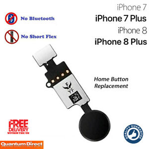 NEW-iPhone-7-Plus-Complete-Home-Button-Replacement-NO-Bluetooth-Required-BLACK