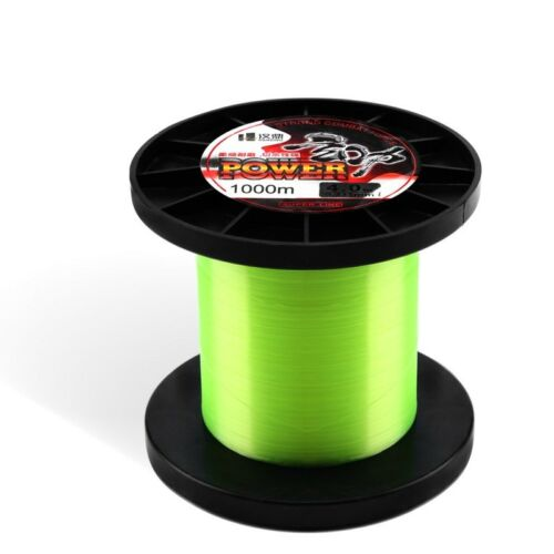 Fishing Line Strong Nylon Fish Rope 1000m 0.8-8.0 mm thickness