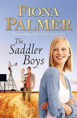 1 of 1 - The Saddler Boys by Fiona Palmer (Paperback, 2015)