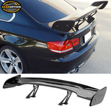 Fits 57 Inch Gt Wing Adjustable Abs Glossy Black Rear Trunk Spoiler Fits Cruze