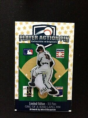 "Baseball & Softball "" Schnell Cleveland Indians Bob Feller Trikot Revers Pin-classic Collectible"