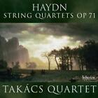 Streichquartette,op.71 von Takcs Quartet (2011)