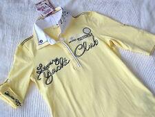 SOCCX  Polo Shirt Gr. 140 146 152 SOMA BAY SAILING gelb NEU Poloshirt Sun Ray