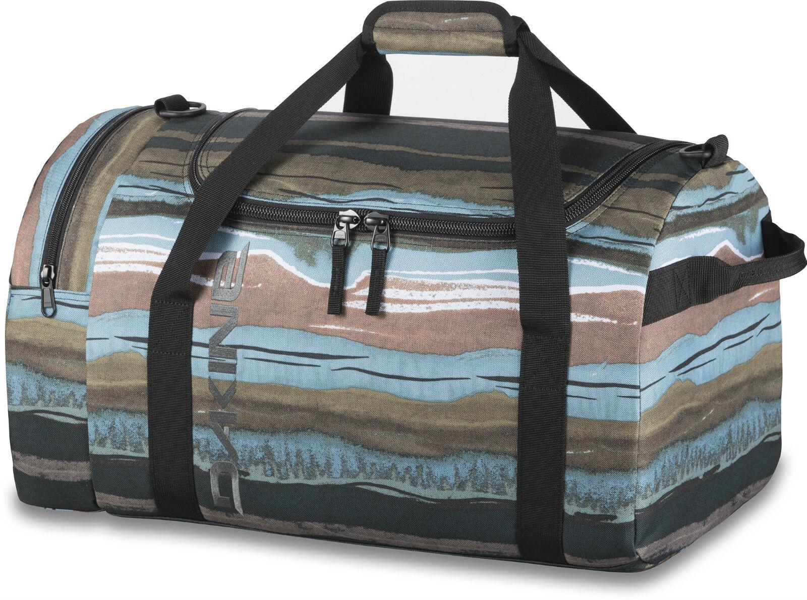 Dakine eq Bag Medium bolsa de gimnasia valija Shoreline 51 litros de nuevo