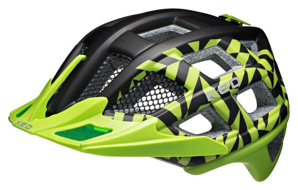 KED Helm Fahrrad Helm Radhelm Crom - versch. Größen   Farben