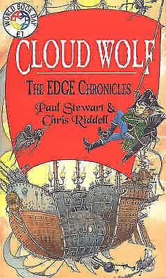 """AS NEW"" Cloud Wolf (The Edge Chronicles), Stewart, Paul, Book"