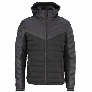 Details about Superdry Jet Black Tweed Mix Fuji Jacket M5000088A 12A RRP £100