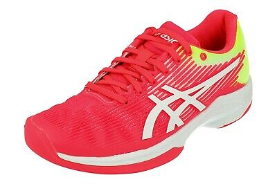 Asics Solution Speed Ff Indoor Womens Tennis Shoes 1042A094 702 | eBay