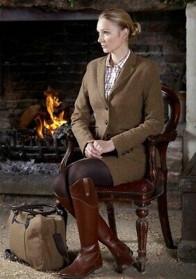 Toggi Balvenie Ladies 100/% Wool Tweed Tailored Skirt RRP FREE FAST POST