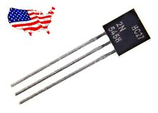 2n5458 2 Pcs N Channel To 92 Jfet Transistorbc27 From Usa