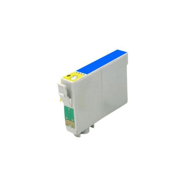 1 Tinta compatible NON OEM Cian  EPSON STYLUS T0892 D92 D-92 D 92