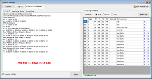 Learn RFID Memory Structure and Commands Using OMNIKEY readers - Software Only