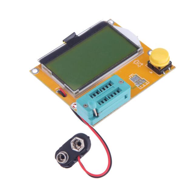 LCR-T4 ESR Meter Transistor Tester Diode Triode Capacitance SCR Inductance New