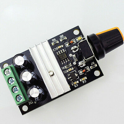 1pc New PWM DC 6V/12V/24V/28V 3A Motor Speed Control Switch Controller
