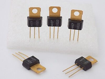 Motorola NPN RF Power Transistor Part # MRF641