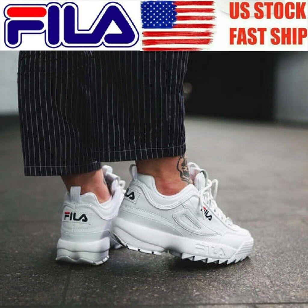 FILA Disruptor II 2 Sport Shoes Womens