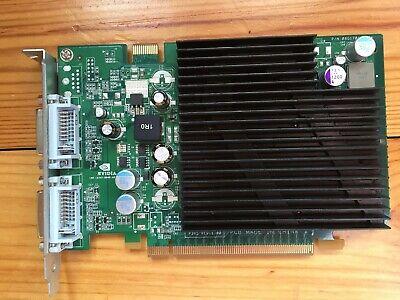 nVidia 180-10345-0000-A01 MacBook Pro DVI//DVI PCI Express Video Card