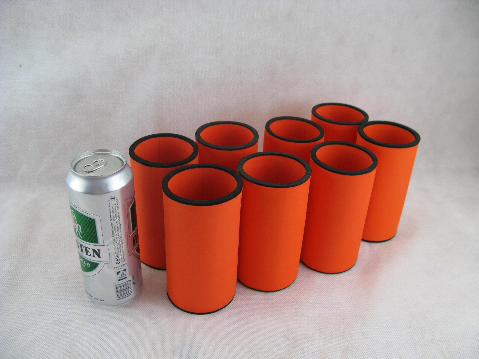 8x 0,5L Dosenkühler  Bierkühler Getränkekühler Kühler Neoprenkühler Top Qualität  brand