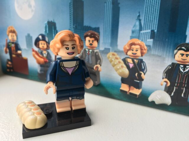 LEGO Queenie Goldstein Minifigure Harry Potter Fantastic Beasts 71022 SEALED #20