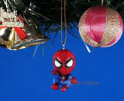 Decoration Xmas Ornament Home Party Decor Marvel Superhero Spider-Man *K1024_W