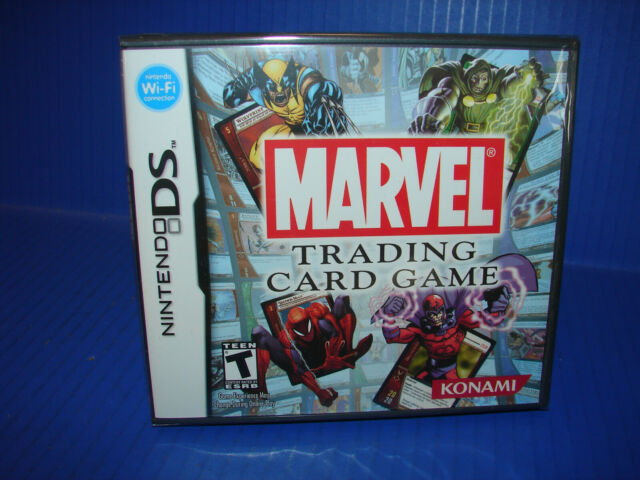View Marvel Trading Card Game Ds Images
