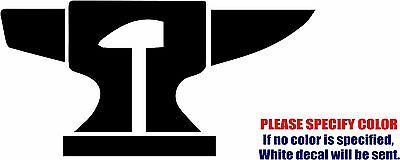 "Thor/'s Hammer #10 Car Truck Bumper Window JDM Fun 10/"" Vinyl Decal Sticker"