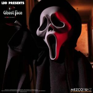 Mezco-Living-Dead-Dolls-Presents-SCREAM-GHOST-FACE-DOLL-IN-STOCK