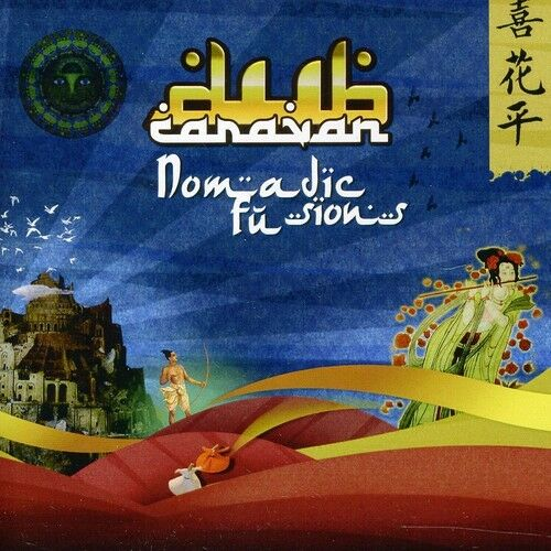 Dub Caravan - Nomadic Fusions [New CD]
