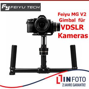Feiyu-FY-MG-V2-Steadycam-Stabilizer-3-Achsen-Gimbal-f-spiegellose-Systemkameras