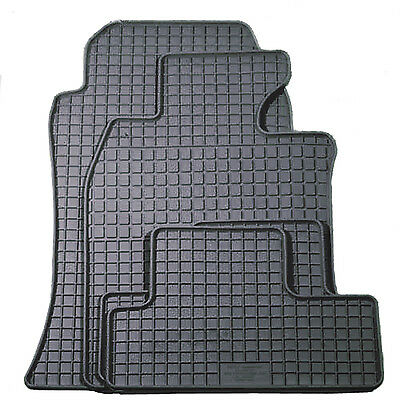 BMW E82 128i 135i 1M Coupe All Weather Custom Fit Rubber Floor Mat Set