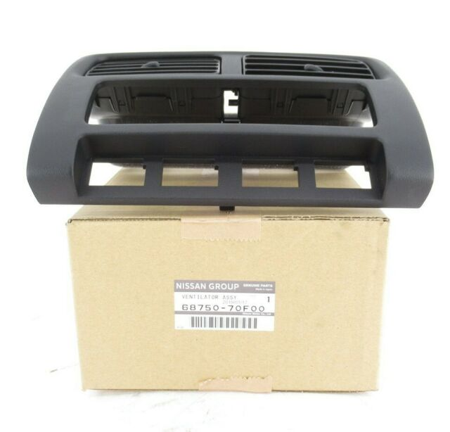 Genuine  S14 240sx Center Dash Vents Trim Bezel 68750-70F00