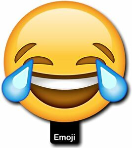 Emoji Props - Tears of Joy