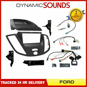 FK-968/3 Double Din Car Stereo Fitting Kit for Ford Transit MK8 2013-2018