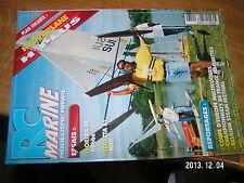 RC Marine n°113 Plan encarté Hydroplane H Plus /  Florida 26 Regatta 51