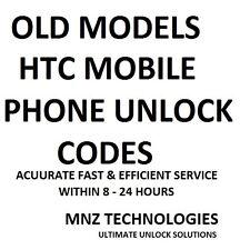 ALL HTC UNLOCK CODE Wildfire Desire ONE S, X, V, EXPLORE EXPLORE EVO HD2 HD7