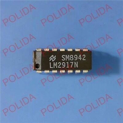 10PCS Adjustable Voltage Regulator IC NSC DIP-14 LM723CN LM723CN//NOPB